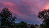 Sunset on Lochview Terrace