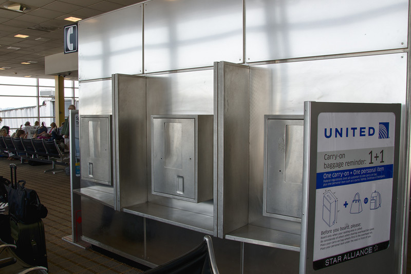 Remnants of a Bygone Era at O'Hare Airport, Chicago