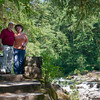 Bob & Nancy at Moulton Falls<br /> (With Garbage Can)