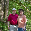 Bob & Nancy at Moulton Falls