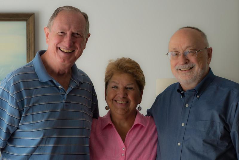 Dick, Charlene, & Bob