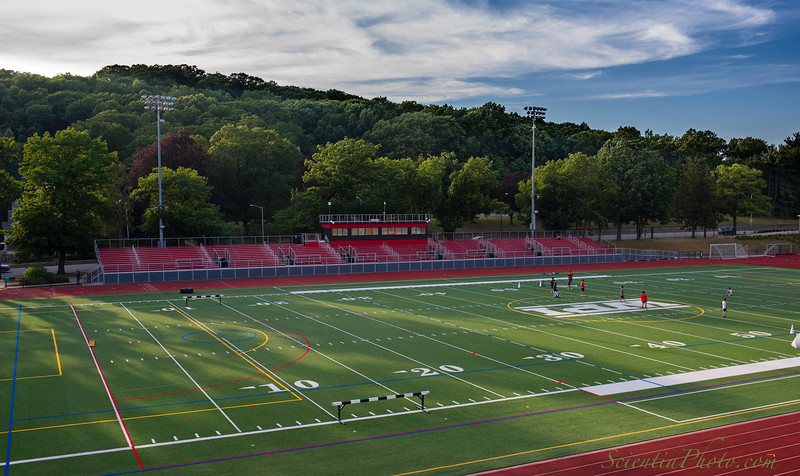 WPI's Alumni Field Never Looked So Good