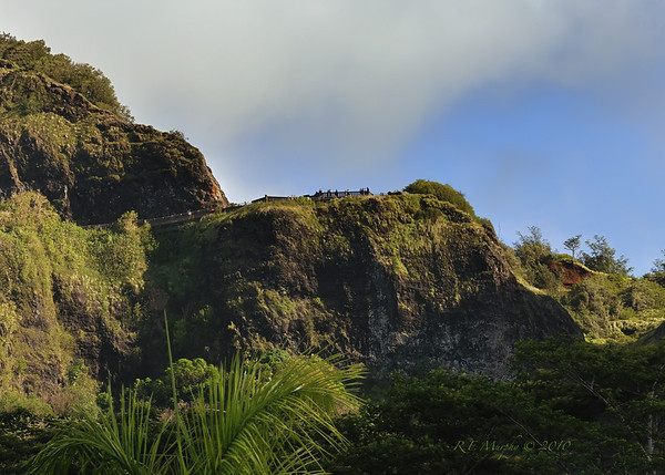 The Pali from First Presbyterian Church of Honolulu<br /> 2010