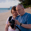 "Kimberly & Bob ""Chimping"" During a Morning Photo-Shoot"
