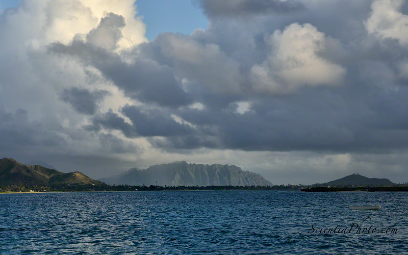 Haikupu'u Pali is 8-Miles from Lanikai Beach