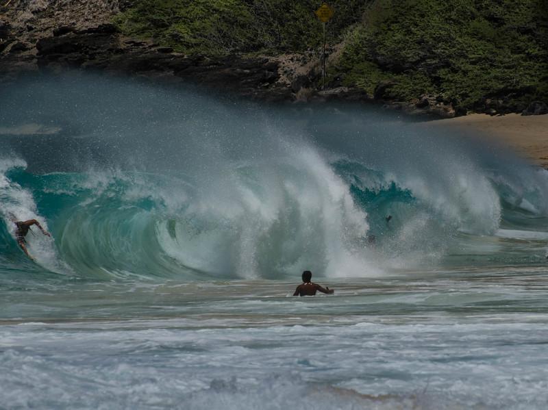 The Surf at Sandy Beach -1