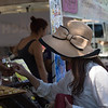 Japanese Tourists at the Kapiolani Farmer's Market - 3