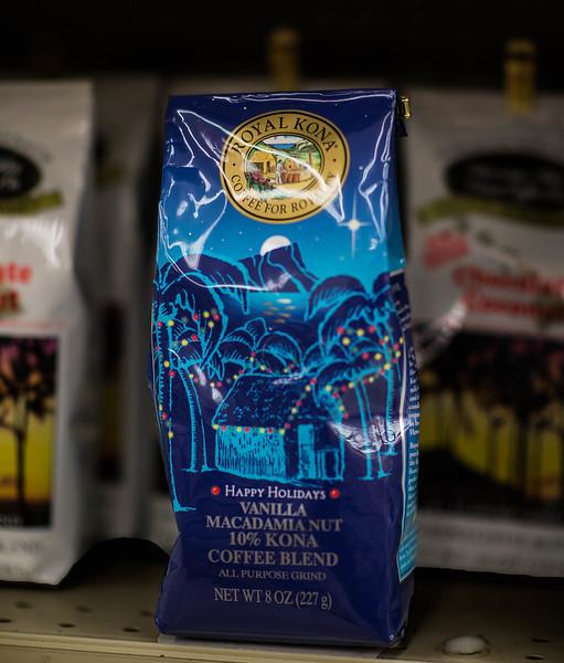 Christmas Coffee, Hawaii Style