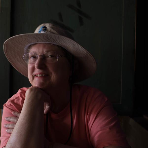 Nancy in Princeville