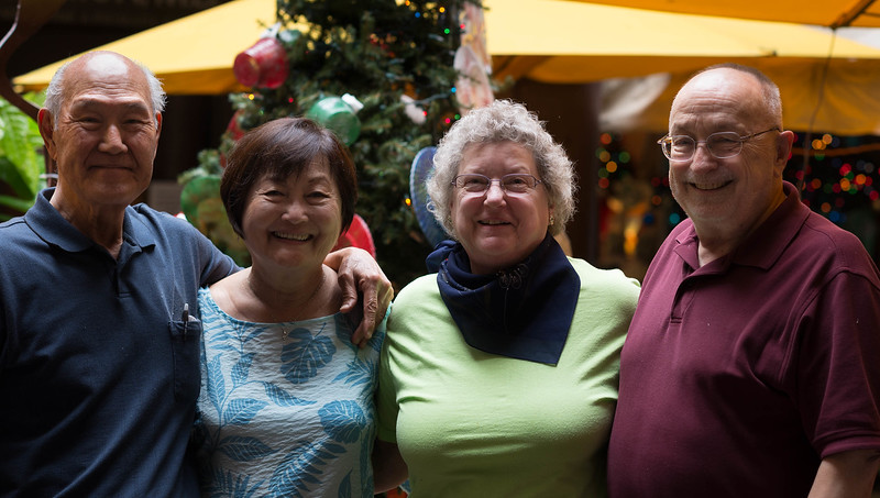 Friends for Almost 45 Years - Once We Were Young
