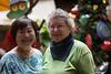 Eilene & Nancy at Cinnamon's
