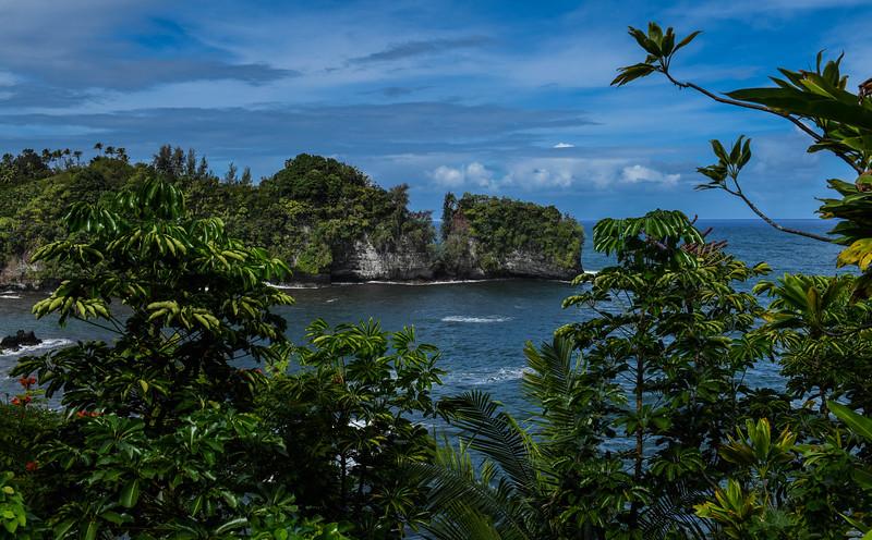 Hamakua Coast of the Big Island