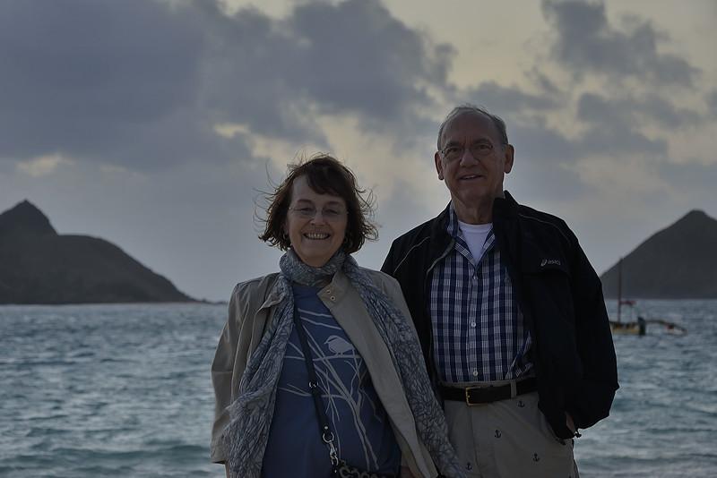 Lani & Emmett at Lanikai Beach