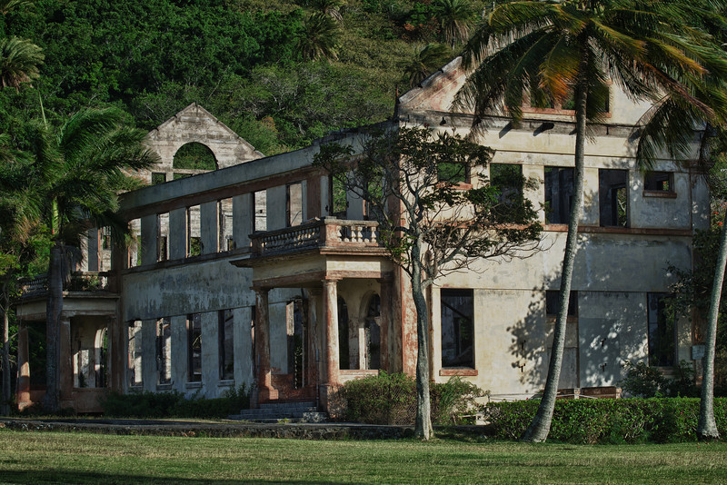 """Abandoned """"Boy's Industrial School"""" Near Haleiwa on the North Shore. (I thought it was a church! )<br /> See <br /> <a href=""""http://www.uer.ca/locations/show.asp?locid=25827"""">http://www.uer.ca/locations/show.asp?locid=25827</a><br /> <a href=""""http://freepages.history.rootsweb.ancestry.com/~gtusa/usa/hi.htm"""">http://freepages.history.rootsweb.ancestry.com/~gtusa/usa/hi.htm</a><br /> <a href=""""http://archives.starbulletin.com/2002/07/18/news/briefs.html"""">http://archives.starbulletin.com/2002/07/18/news/briefs.html</a><br /> <a href=""""http://the.honoluluadvertiser.com/article/2006/Mar/15/br/br02p.html"""">http://the.honoluluadvertiser.com/article/2006/Mar/15/br/br02p.html</a>"""