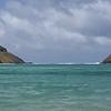 The Mokulua Islands from Lanikai