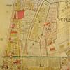 1906 Map Showing Hybner Property Location