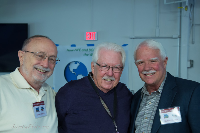 Bob Murphy, Forrest Hall, & Richard Cuenca