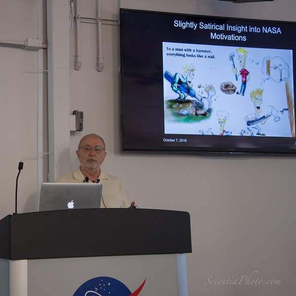 NASA's Approach in the Days of AgRISTARS