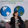 Diane Wickland - Bob's Co-Conspirator at NASA HQ