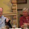 John & Glenn, up to no good I am sure