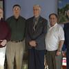 The Old Guys Reunite for Brunch at Stan's - Bob, Stan, Jim, Steve, Alan