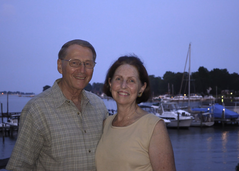 We Helped Moody & Sheila Celebrate Their 43rd Anniversary