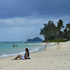 Lanikai Beach - A Postcard Setting if Ever Tere Was One