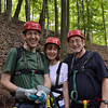 Zip Line Adventure for Kimberly's Birthday