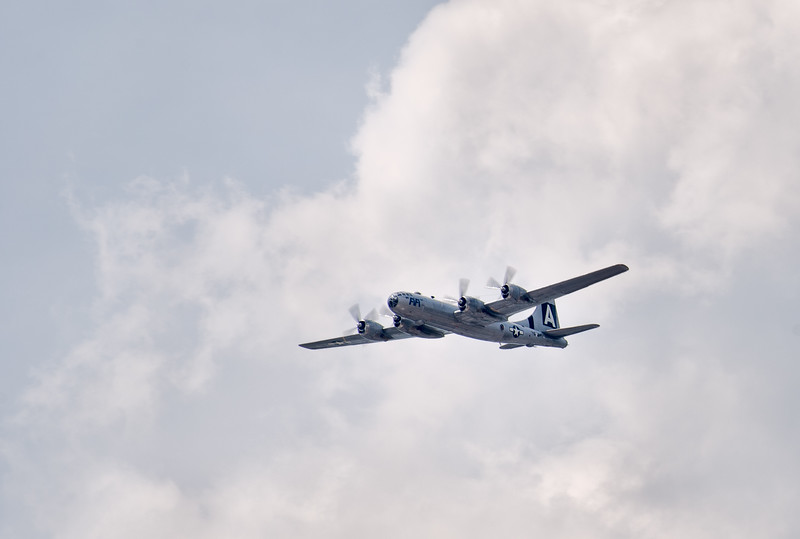 A B-29 Superfortress
