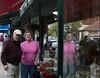 Bob & Nancy and Nancy & Bob in Bar Harbor