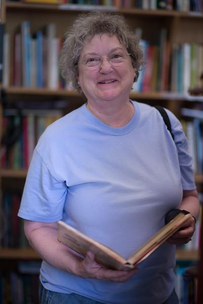 Nancy at Book Ends in Kailua