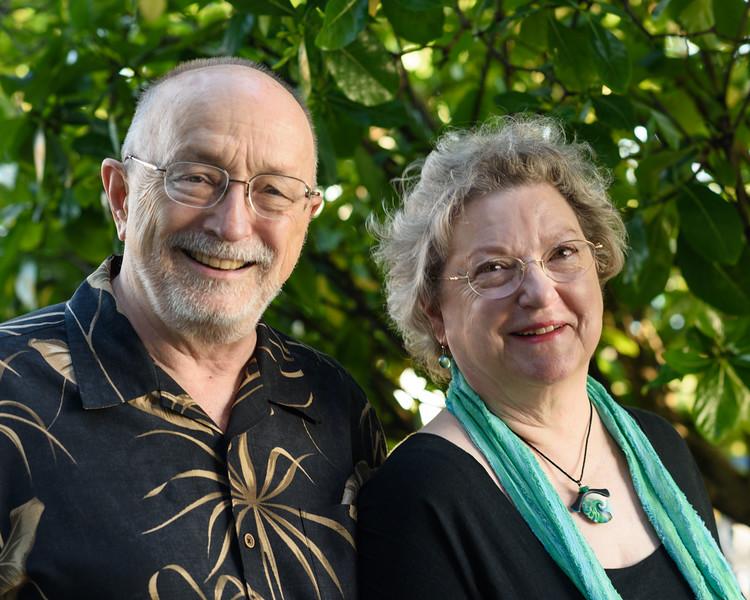 Bob & Nancy on Our 50th