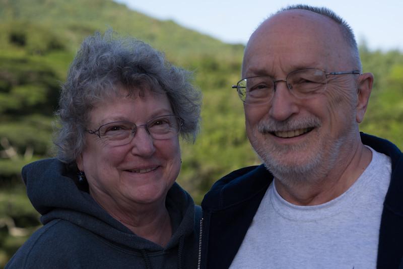 Nancy & Bob