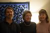 Mark, Mom, and Kimberly