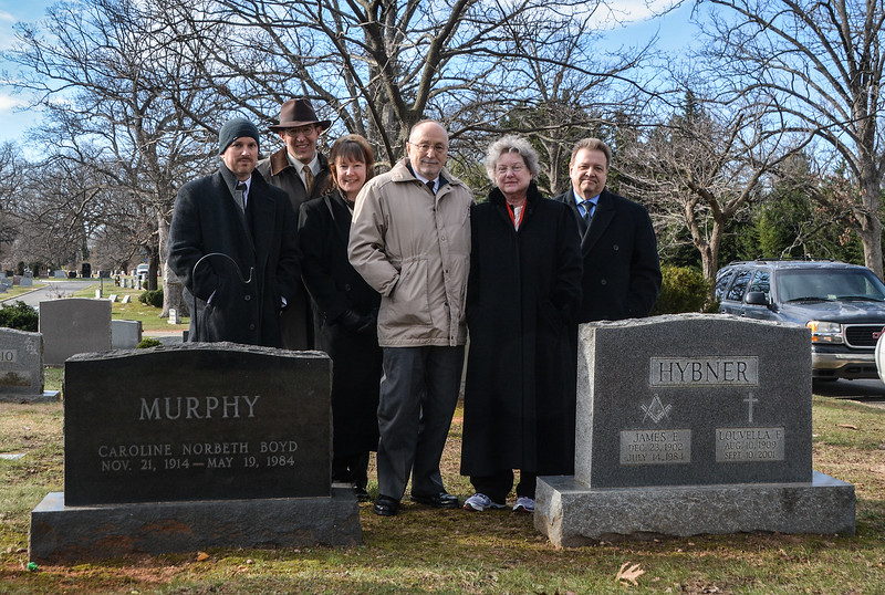 Mark, Jack, Kimberly, Bob, Nancy, Barry at Murphy & Hybner Sites