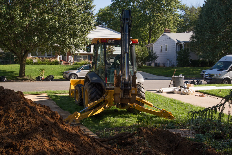 The Big Dig Comes to Baltimore