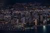 Ethereal High-Rises of Waikiki at Night