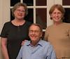 Nancy, Moody & Sheila Wharam