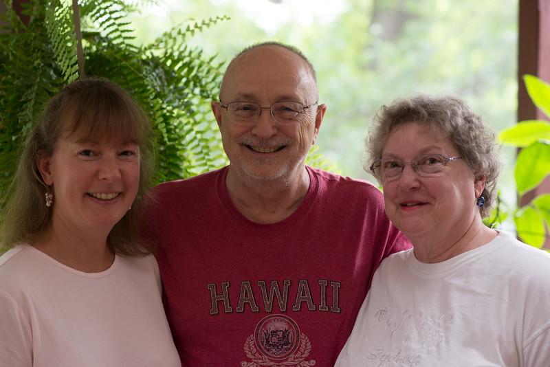Kimberly, Bob, & Nancy