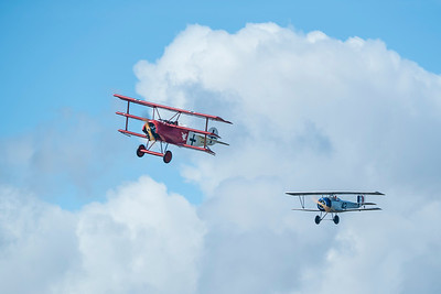 Biplanes and Triplanes - Virginia Beach