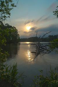 Lake Smith walking trail, Virginia Beach