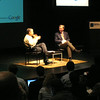 """Thomas Friedman (NY Times; """"The World is Flat"""") and Eric Schmidt (CEO Google) gave the keynote in interview format."""
