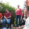 Justin, Erich, Autumne, Jayson