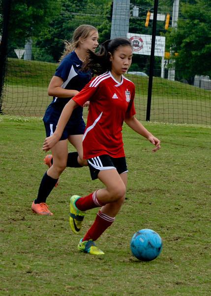 Ambush Soccer May 2013