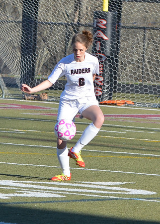 Raiders Soccer March 20