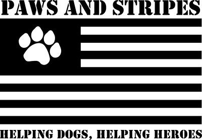 Click on Logo to Visit Paws and Stripes official website