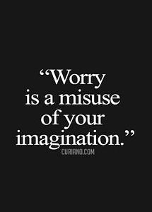t worry