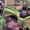 Mint Harley Davidson