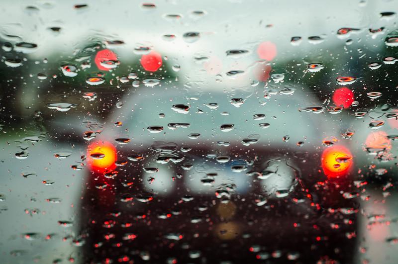 First Rain of Summer