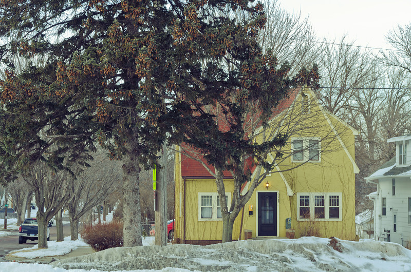 The Yellow House by Campus